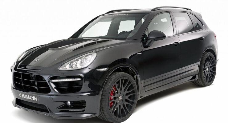 Hamann Porsche Cayenne II
