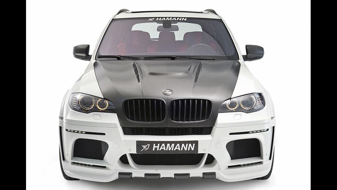 Hamann Tuning BMW X5 Breitbau