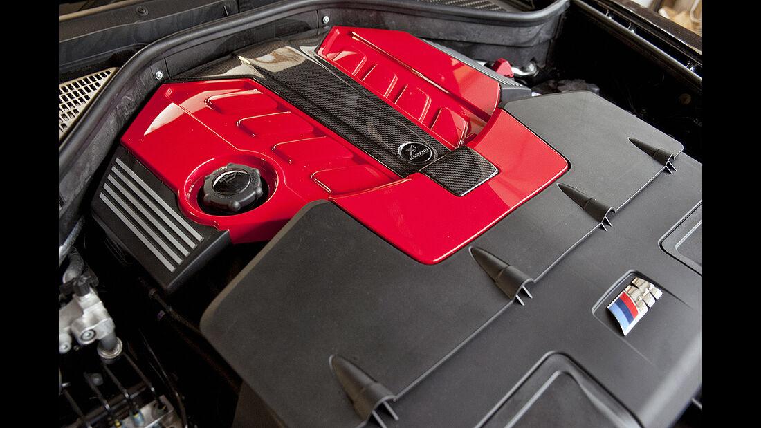 Hamann Tycoon Evo M, BMW X6 M
