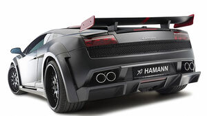 Hamann Victory II Lamborghini Gallardo LP 560-4 Genfer Autosalon