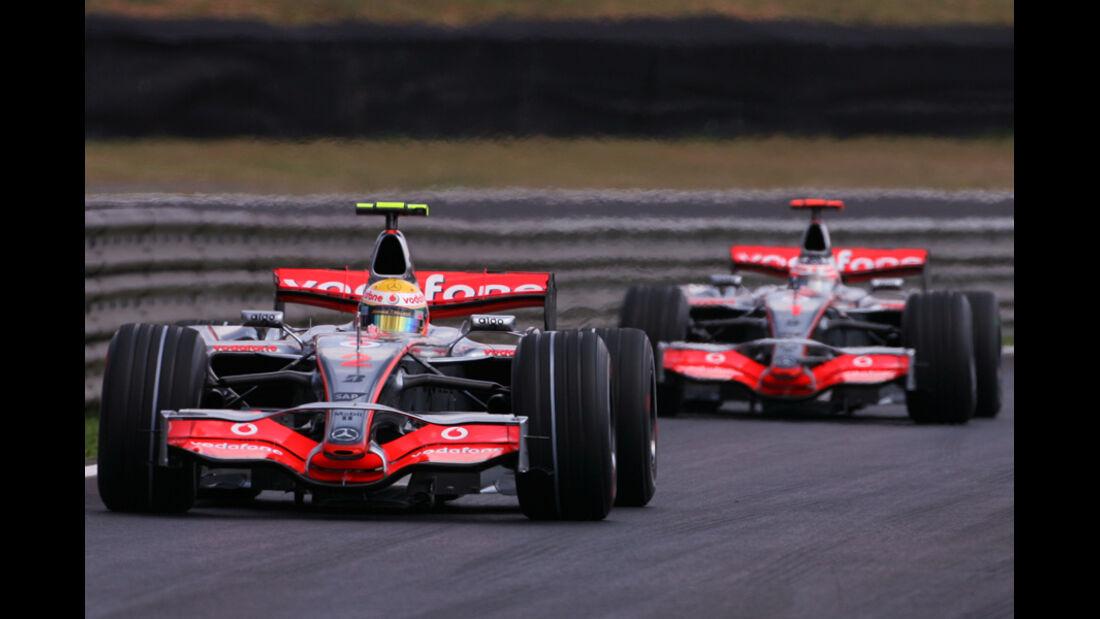 Hamilton & Alonso