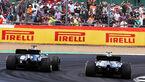 Hamilton - Bottas - GP England 2019 - Silverstone - Rennen