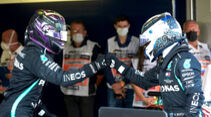 Hamilton & Bottas - GP Russland 2020