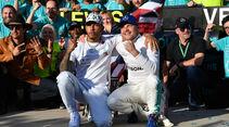 Hamilton & Bottas - GP USA 2019