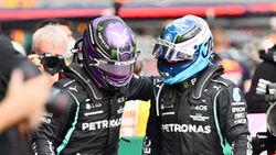 Hamilton & Bottas - Mercedes - GP Türkei - Istanbul - Formel 1 - 9. Oktober 2021