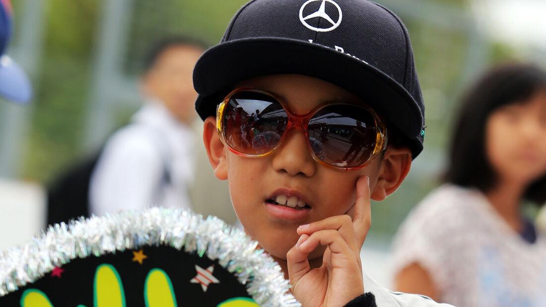 Hamilton-Fan - GP Japan 2014