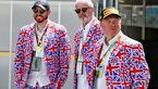 Hamilton-Fans - Formel 1 - GP Aserbaidschan 2019