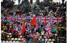 Hamilton-Fans - Formel 1 - GP China - Shanghai - 19. April 2014