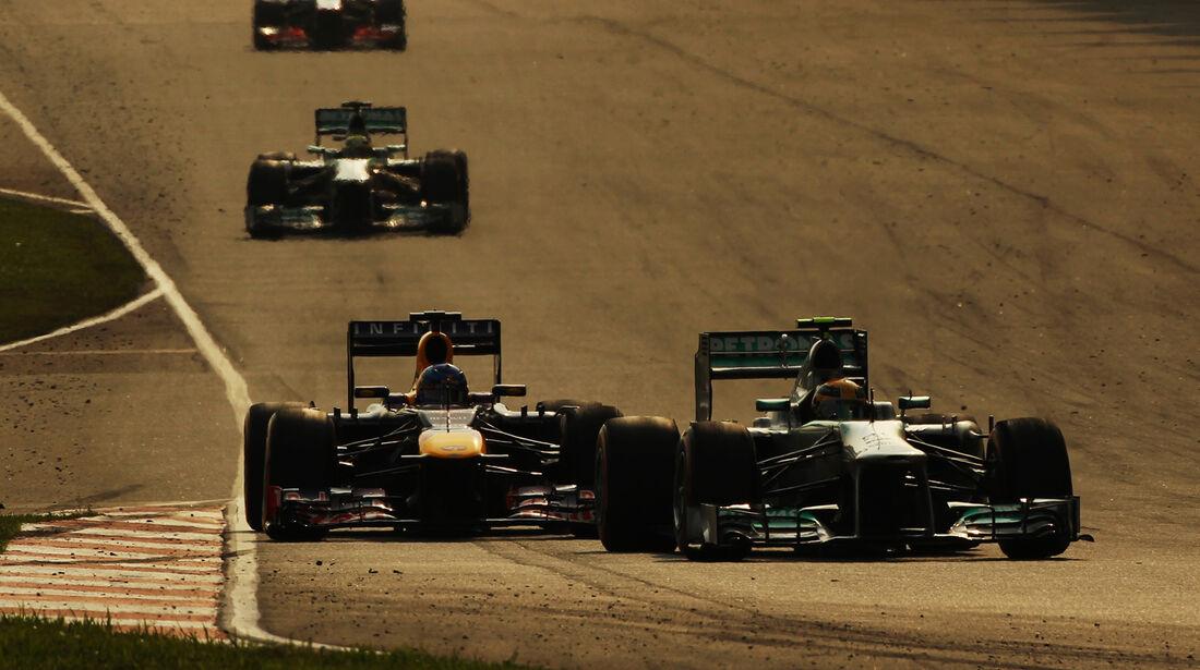 Hamilton - Formel 1 - GP Malaysia 2013