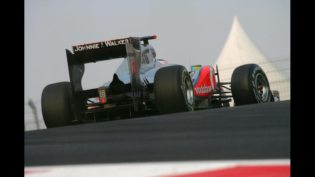 Hamilton GP Indien 2011