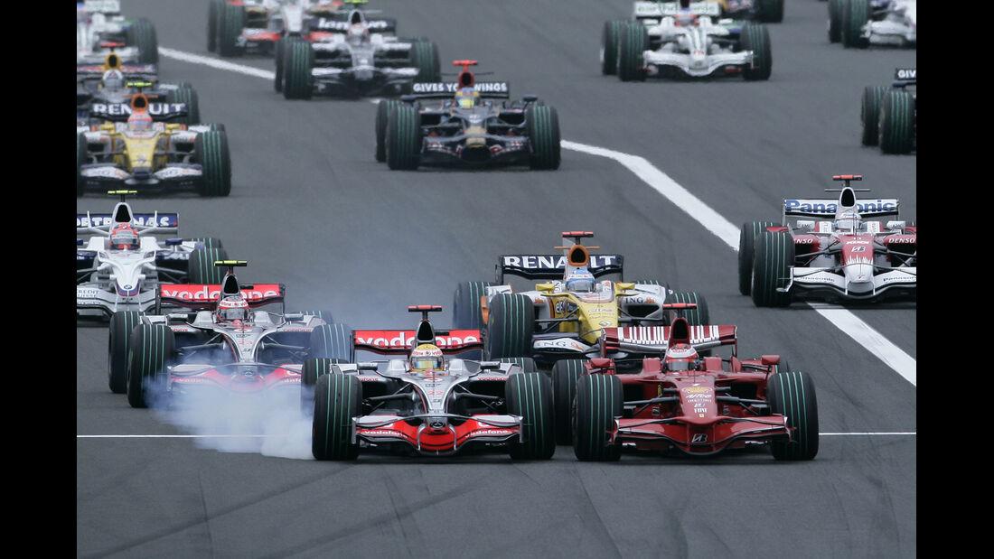 Hamilton - GP Japan 2008