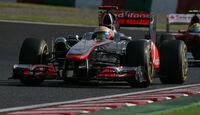 Hamilton GP Japan 2011