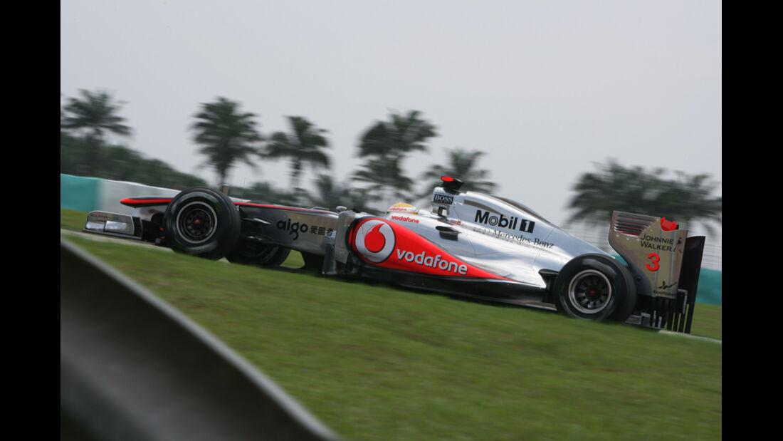 Hamilton GP Malaysia 2011