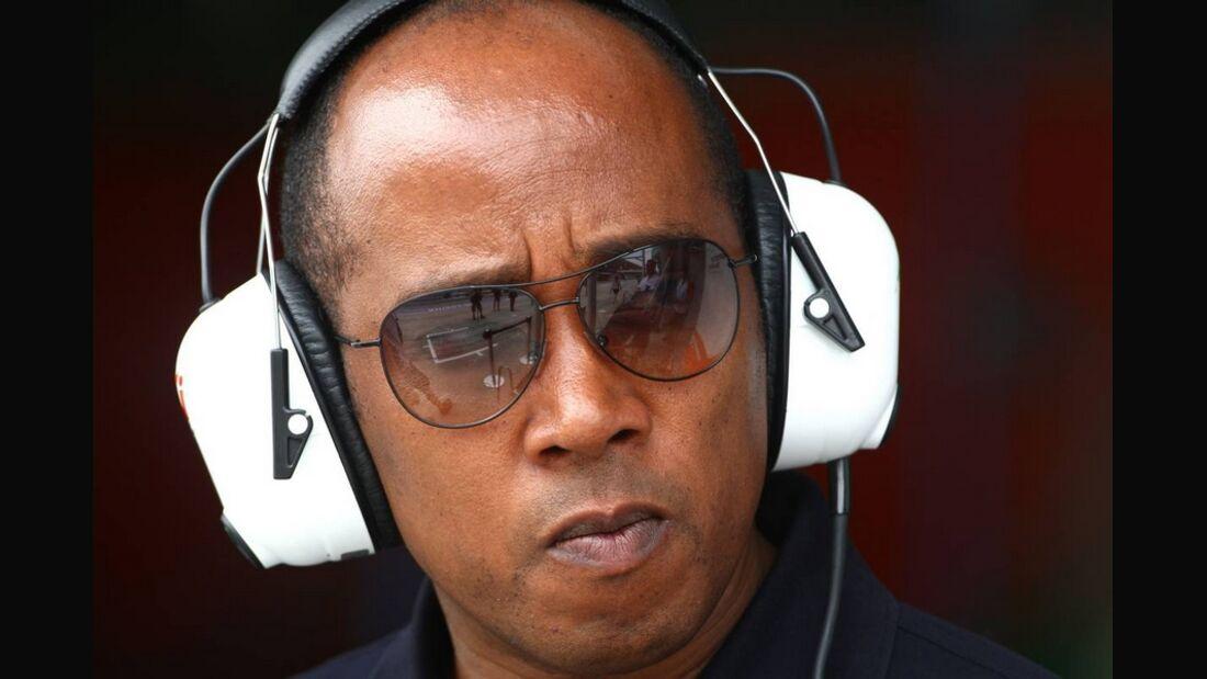 Hamilton GP Malaysia 2011 Formel 1