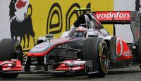 Hamilton - GP Ungarn - Formel 1 - 31.7.2011 - Highlights