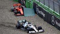 Hamilton - Leclerc - GP Deutschland 2019 - Hockenheim - Rennen