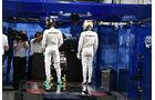 Hamilton & Rosberg - GP Japan 2016