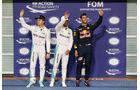 Hamilton - Rosberg - Ricciardo - GP Abu Dhabi 2016 - Formel 1