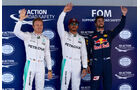 Hamilton - Rosberg - Ricciardo - GP Spanien 2016 - Qualifying - Samstag - 14.5.2016