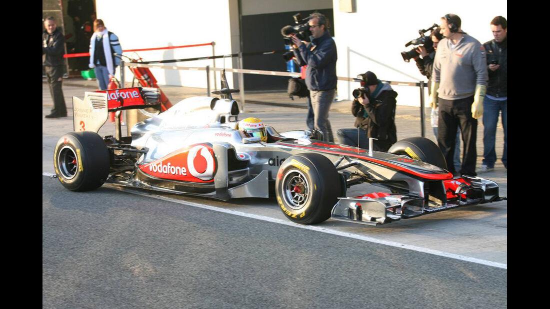 Hamilton Test 2011