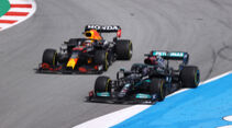 Hamilton & Verstappen - GP Spanien 2021