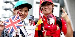 Hamilton- & Vettel-Fan - GP Japan 2018