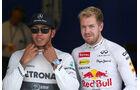 Hamilton & Vettel - Formel 1 - GP Japan - 12. Oktober 2013