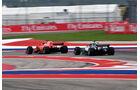 Hamilton & Vettel - Formel 1 - GP USA - Austin - 20. Oktober 2018