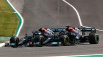 Hamilton vs. Bottas - Formel 1 - GP Portugal 2021