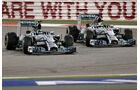 Hamilton vs. Rosberg - GP Bahrain 2014 - Formel 1 - Tops & Flops