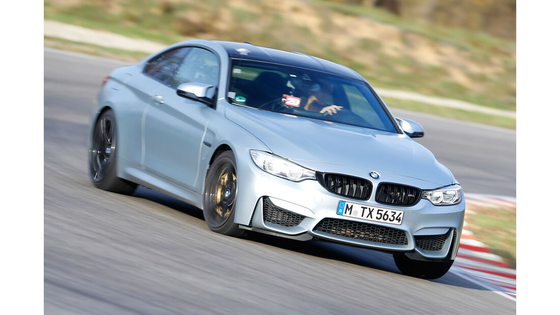 Handling-Check, BMW M4