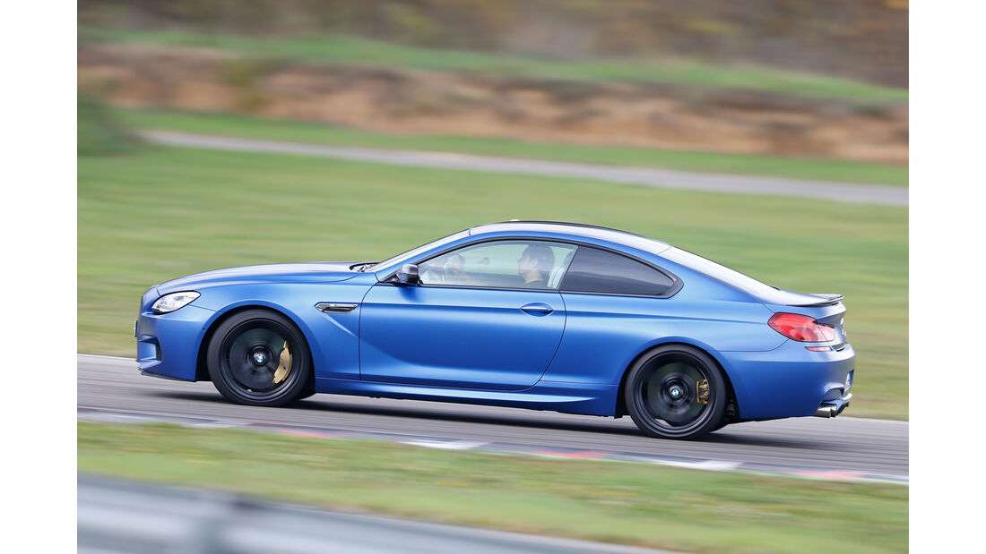 Handling-Check, BMW M6 Competition