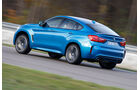 Handling-Check, BMW X6 M