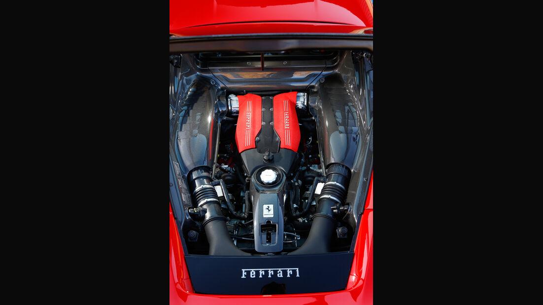 Handling-Check, Ferrari 488 GTB