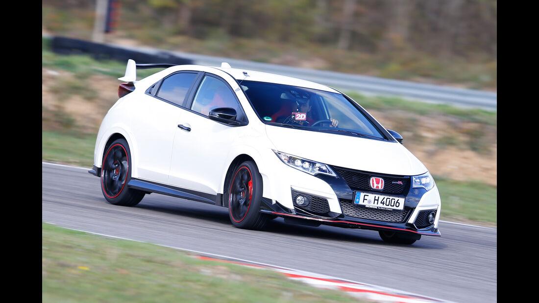 Handling-Check, Honda Civic Type R