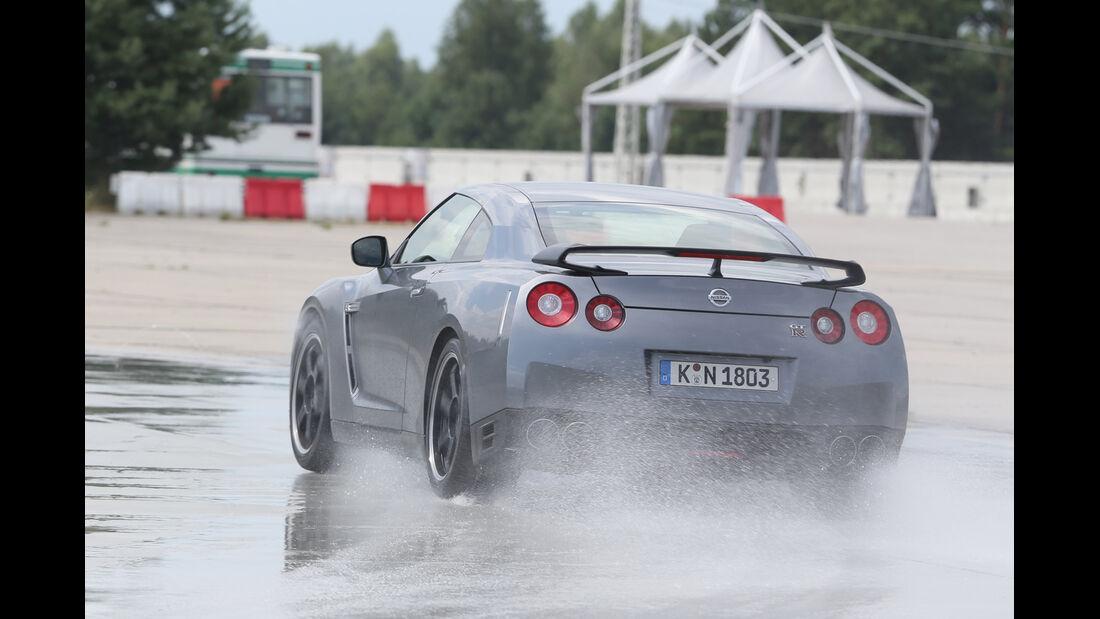 Handlingtest, Nissan GT-R