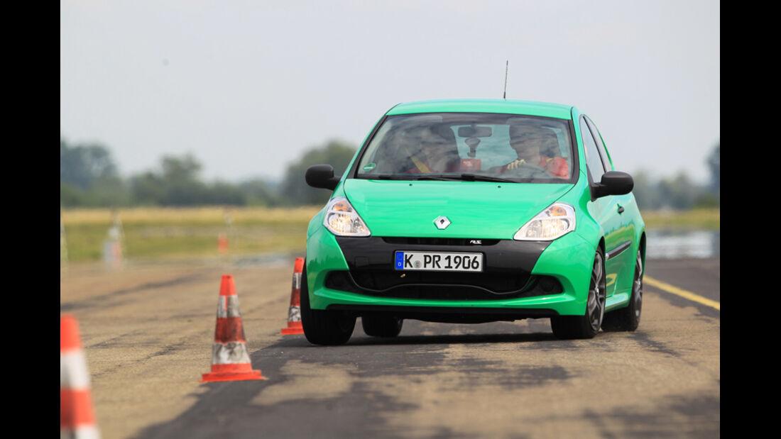 Handlingvergleich, Renault Clio RS Cup
