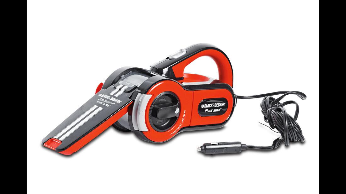 Handstaubsauger, Black & Decker Pivot Autohandstaubsauger PAV1205
