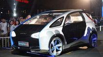 Hanergy Solarautos