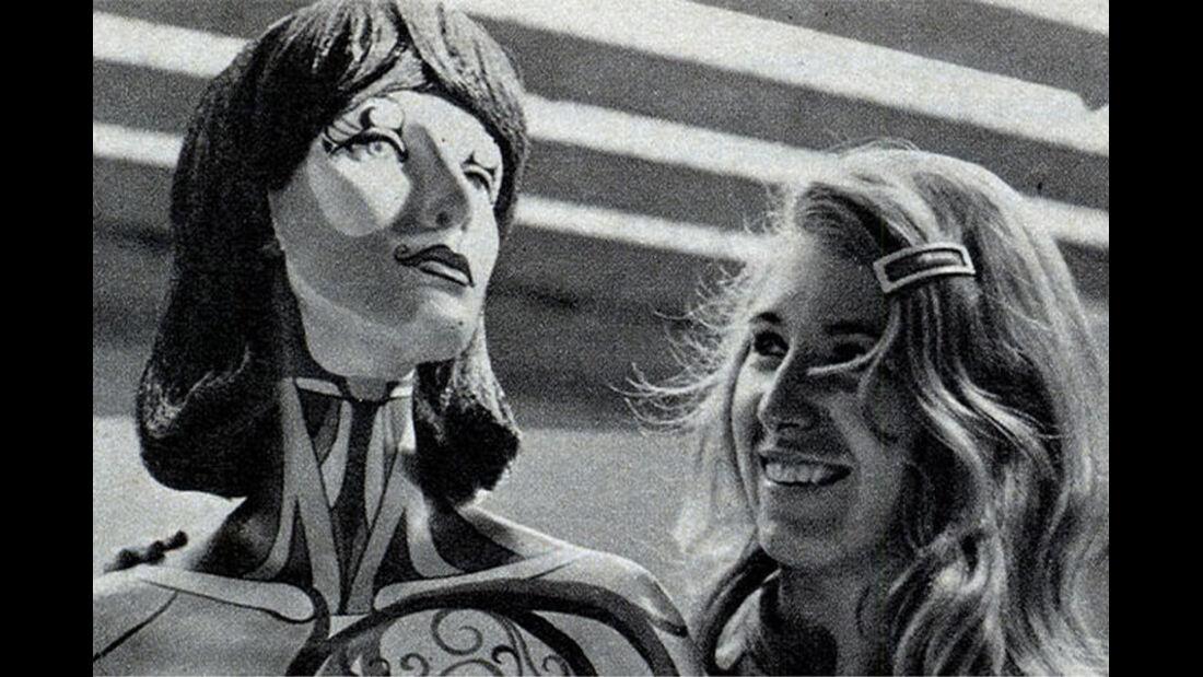Hannelore Werner, IAA 1969