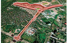 Hanoi - F1-Stadtkurs - Streckenskizze