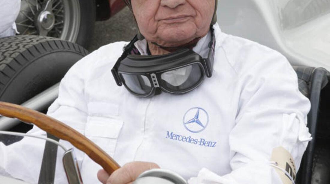 Hans Herrmann Goodwod Revival 2011
