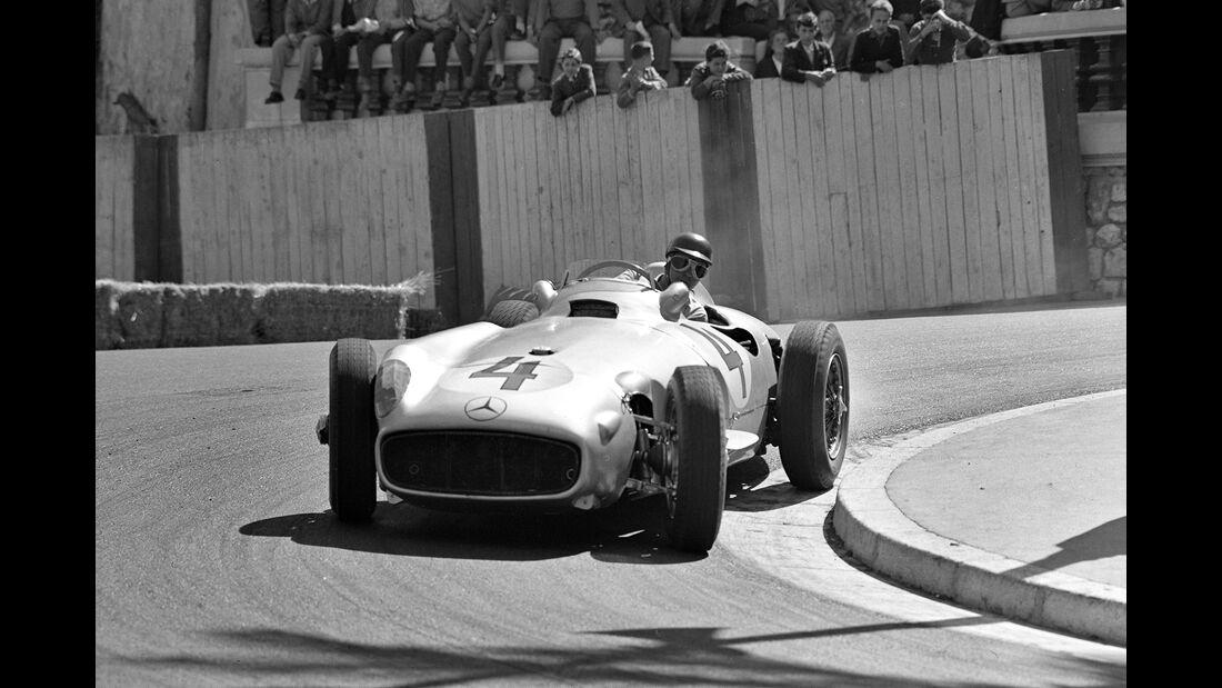 Hans Herrmann - Monaco 1955