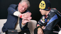 Hans Herrmann, Sebastian Vettel