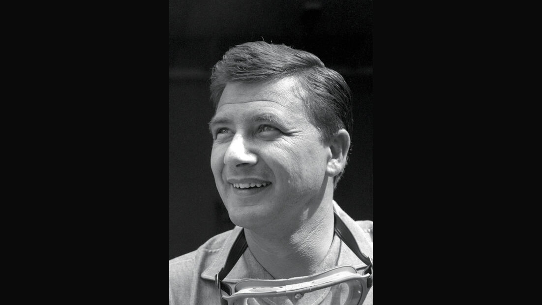 Hans Herrmann, Sieger Eifelrennen 1953
