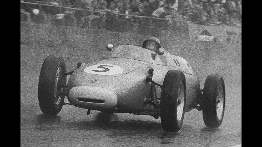 Hans Herrmann - Solitude - Porsche - Formel 2 - 1960