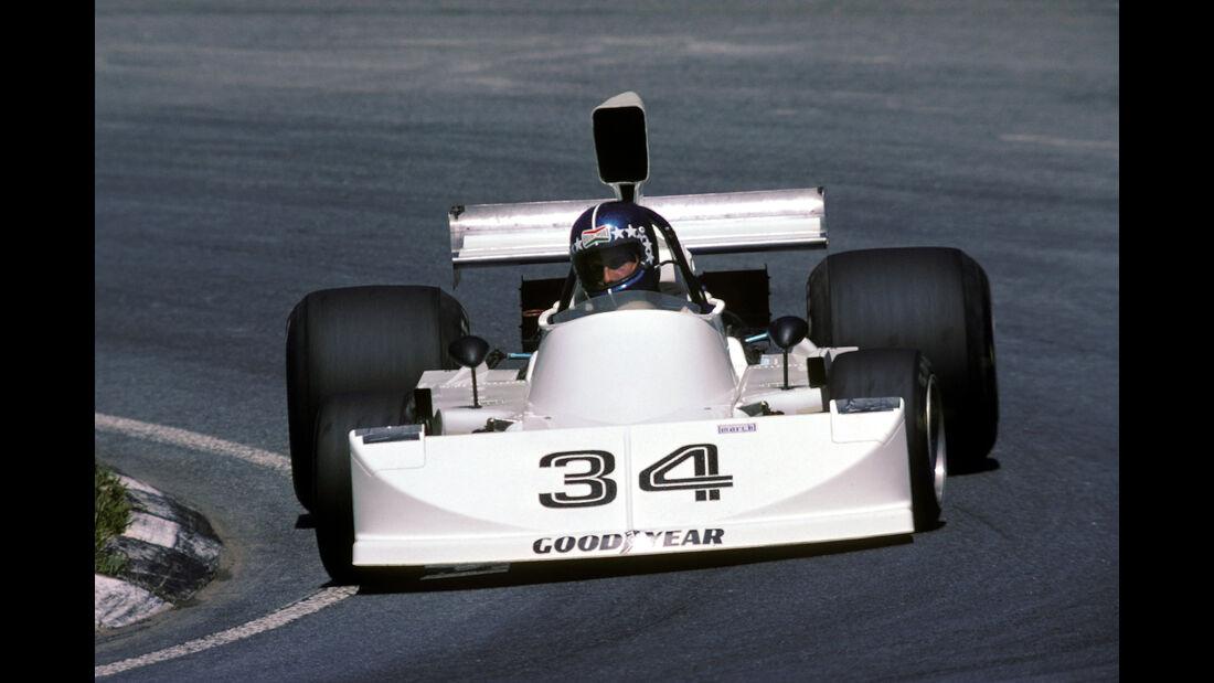 Hans-Joachim Stuck - March 761 - GP Brasilien 1976