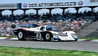 Hans Joachim Stuck Porsche 1985 Hockenheim