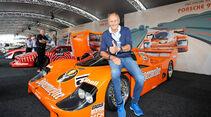 Hans-Joachim Stuck - Porsche 956 - Legenden-Parade - GP Österreich 2018