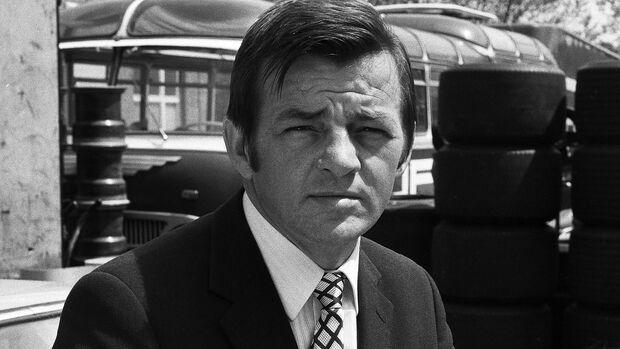 Hans Mezger Porsche 1970